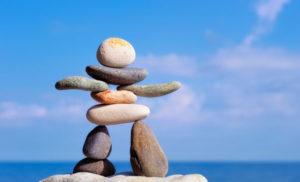 Постойка с камней